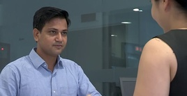 "Himanshu Pundhir, ESSEC Global MBA participant : ""Our classes are extremely engaging"""
