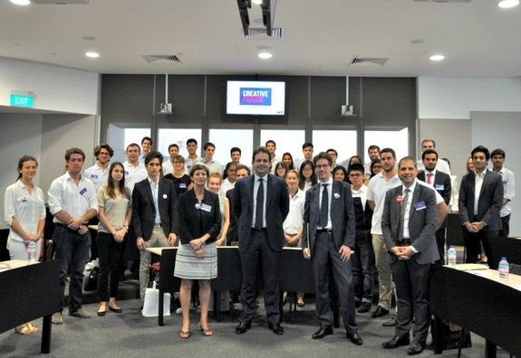 ESSEC Business School, Asia-Pacific hosts the launch of the