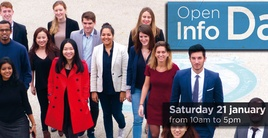Open Day 2017, come and experience ESSEC